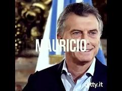 Macri y yo UwU