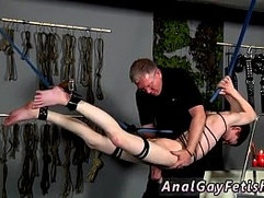 Military gay porn physical enema first time Master Sebastian Kane has