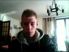 Blonde Webcam Wanker