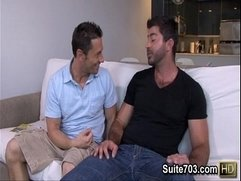 Ari Sylvio and Berke Banks fuck hard