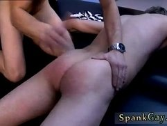 Male spanking free video gay Jerry Catches Timmy Wanking