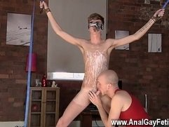 Twink virgin gay tube Kieron Knight enjoys to fellate the scorching