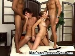 Young Bisexuals Love Orgies!