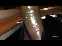 Eating Black Cum At The Gloryhole