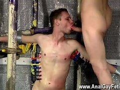Solo twinks close up cum shots Feeding Aiden A 9 Inch Cock