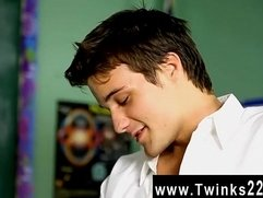 Twink video Krys Perez plays a insane professor whos nosey about the