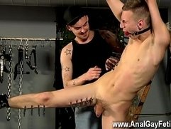 Amazing gay scene Wanked To Completion By Adam