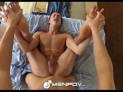 MenPOV - Rough ass fucking for Ace Stone and Owen Powers