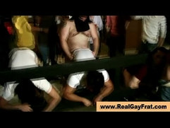 Gay teen amateur orgy