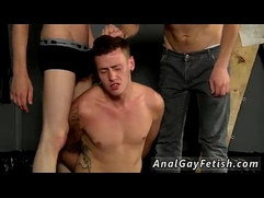 Gay control bondage cuming Captive Fuck Slave Gets Used