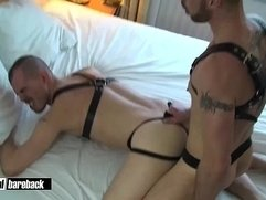 Bareback Group Orgy Pt 5