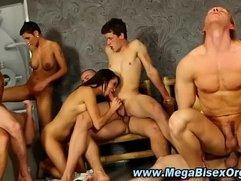 Bisexual hardcore group fucking