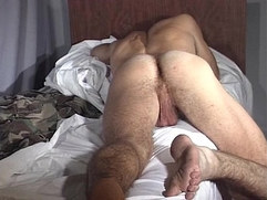 Russian Stud JO w Monster Cock